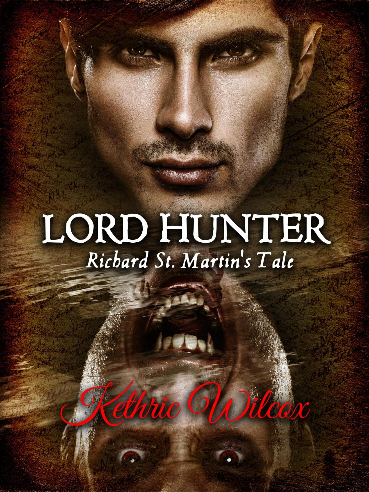 Vampires in the world of the Silver Hunter
