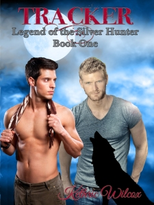 Cover of Book One of the Legend of the Silver Hunter series.