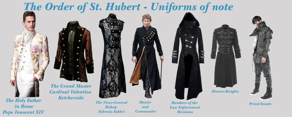 The Order of St.Hubert