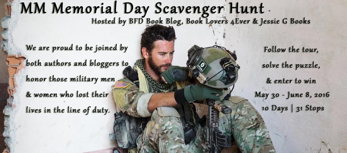 Memorial Day ScavengerHunt